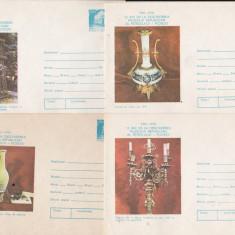 Bnk fil Lot 4 Intreguri postale 1976 - Muzeul Petrolului Ploiesti