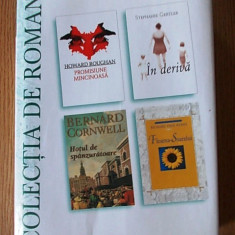 COLECTIA DE ROMANE- Reader, s Digest- cartonata, supracoperta, Anul publicarii: 2007
