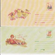 Bnk fil Lot 5 Intreguri postale 2000 - Paste