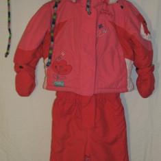 Costum iarna copii GAGOU TAGOU - nr 18 luni, Culoare: Din imagine