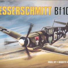 Macheta avion WW2 Messerschmitt BF109F Model Kit by AIRFIX (Original!!!) - Macheta Aeromodel Alta, 1:48