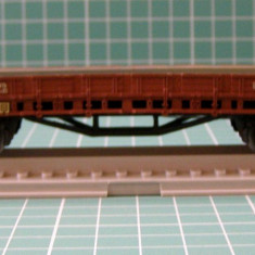 Vagon platforma marca Marklin scara HO(3012) - Macheta Feroviara Marklin, H0 - 1:87, Vagoane