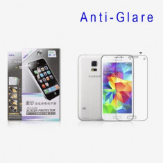 Folie protectie pentru Samsung Galaxy S5 mini SM-G800 - mata - Folie de protectie Nillkin