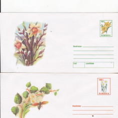 Bnk fil Lot 7 Intreguri postale 2000 - Flori