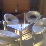 Scaune dining Silver F01