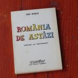 carte - Romania de azi / Comunism sau independenta de Ion Ratiu 1990 - 206 pag !