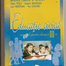 Educație civică - manual pentru clasa a III-a, Aramis, 2004 - Manual scolar Aramis, Clasa 3, Alte materii