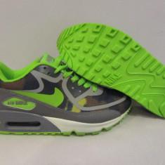 Nike Air Max 90, adidasi originali model nou army, la reducere - Adidasi barbati Nike, Marime: 42.5, 43, Culoare: Din imagine