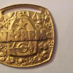 MMM - Medalie Cehoslovacia Bratislava ZVAZARM 1980 model 2