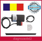 Interfata diagnoza auto tester Delphi DS150 2014.2 Bluetooth  lb. Romana 2016
