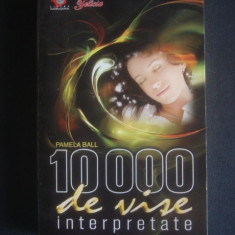 PAMELA BALL - 10000 DE VISE INTERPRETATE