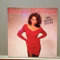 Vanessa Williams - The Right Stuff (1988 / Polydor Rec/RFG  ) - Vinil/Vinyl/Pop