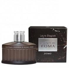 Laura Biagiotti Essenza di Roma Uomo EDT Tester 125 ml pentru barbati - Parfum barbati Laura Biagiotti, Apa de toaleta