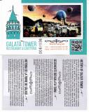 Cumpara ieftin Bilet intrare vizitare Galata Tower Istanbul (Turnul Galatei) 2015