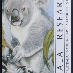 AUSTRALIA - KOALA, 1 CARNET PREZENTARE - E4004, An: 1997