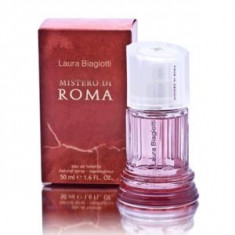 Laura Biagiotti Mistero di Roma EDT Tester 100 ml pentru femei - Parfum femei Laura Biagiotti, Apa de toaleta