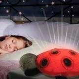 Lampa de veghe Twilight Ladybug cu proiectie