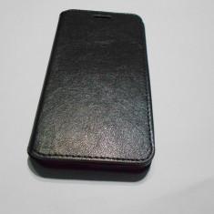 Husa Allview P5 Life - Husa Telefon, Negru, Piele, Cu clapeta