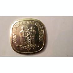 """MMM - Medalie Cehia """"Uniunea Asociatiilor pentru Invalizi"""""""