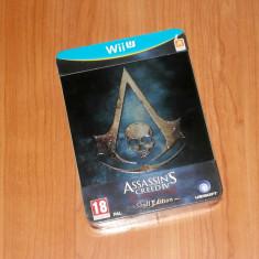 Joc Wii U - Assassin's Creed IV Black Flag Skull Edition sigilat, de colectie - Jocuri WII U, Actiune, 18+