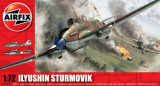 Macheta avion Ilyushin Sturmovik model kit no.a02013 Model Kit by AIRFIX, 1:72, Academy
