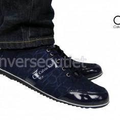 Adidasi Tenesi - Calvin Klein - Model Casual - Model NOU - Pret special - - Adidasi barbati Calvin Klein, Marime: 40, 42, 43, 44, Culoare: Din imagine, Textil
