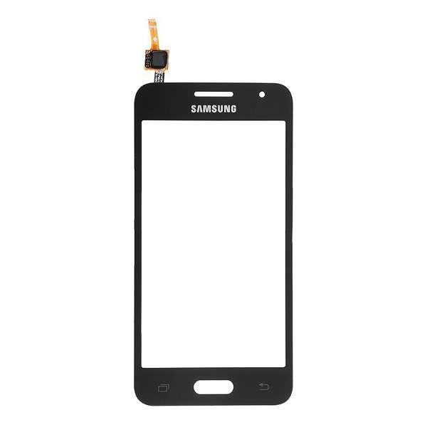 Touchscreen Samsung Galaxy Core II / Core 2 Dual SIM SM-G355H Negru foto mare