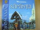 Sapanta Maramures Baia Mare 2006 Cimitirul Vesel text romana engleza