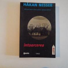 INTOARCEREA de HAKAN NESSER, 2011 - Carte in alte limbi straine