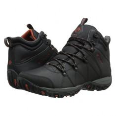 Ghete de iarna, impermeabile pentru barbati Columbia Peakfr Venture Mid (CLM-BM3991-BCK) - Ghete barbati Columbia, Marime: 45, 46, Culoare: Negru