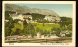 Carte postala ilustrata, Romania, Sinaia, 1930, necirculata,  gara