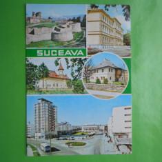 HOPCT 20694 SUCEAVA - -JUD SUCEAVA [CIRCULATA] - Carte Postala Bucovina dupa 1918, Printata