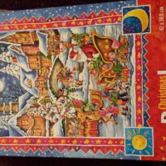 Puzzle Christmas 240 piese, Carton, 2D (plan), Unisex