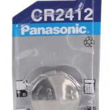 baterie lithium CR2412 Panasonic, dar si alte numere.