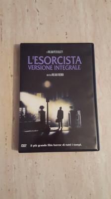 Film dvd -EXORCISTUL(The Exorcist) foto