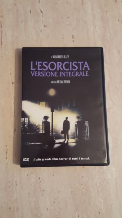 Film dvd -EXORCISTUL(The Exorcist)