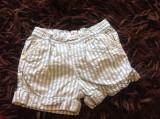Pantalonasi, pantaloni scurti fetite, Chicco, 6-9 luni. COMANDA MINIMA 30 LEI!