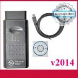 Interfata diagnoza tester auto OP.COM Opel OBD2  USB - lb. Engleza 2014 !