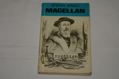 Magellan - Stefan Zweig - Editura Albatros - 1972 foto