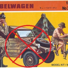 + Lot 2 figurine scara 1/35 Italeri nemontate - Rommel si telegrafist + - Miniatura Figurina