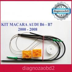 KIT Reparare macara geam electric Audi A4 B6 B7 ~ 2000 - 2008 - Portiere auto