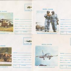 Bnk fil Lot 11 intreguri postale 1996 - Muzeul Aviatiei