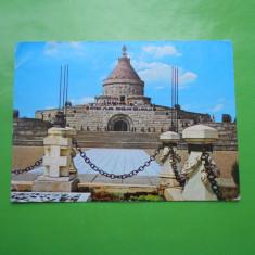 HOPCT 20710 MARASESTI -MAUSOLEUL EROILOR -JUD VRANCEA [CIRCULATA] - Carte Postala Moldova dupa 1918, Printata