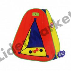 Cort de joaca pentru copii 82 x 82 x 102 cm - Casuta/Cort copii