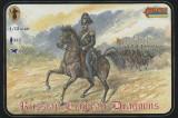 Set 12 Calareti -  Russian  Crimean Dragoons scara 1:72