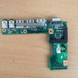 Modul USB, audio HDMI VGA Asus K52 K52J A22.63 A51.63 - Cabluri si conectori laptop