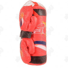 Sac de box si manusi pentru copii - Saci box