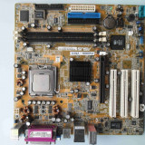Placa de baza Asus P5S800-VM/S DDR1 AGP Video onboard socket 775