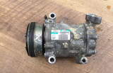 Compresor AC Dacia Sandero 1.2i, 2012, 55000 Km, original din dezmembrare