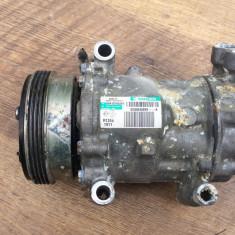 Compresor AC Dacia Sandero 1.2i, 2012, 55000 Km, original din dezmembrare - Compresoare aer conditionat auto